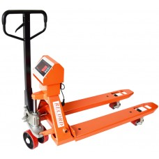 Record WS2000L Weigh Scale Hand Pallet Truck