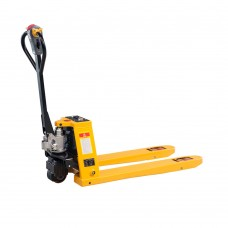 Record SPR18L Semi-Electric Pallet Truck with Lithium Battery