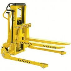 Kentruck RHMS Premium Manual Stacker with Straddle legs