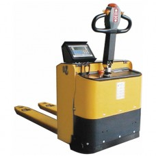 Kentruck TEB Fully Powered Pallet Truck with Weigh Scale