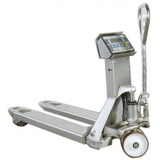Kentruck TSX Stainless Weigh Scale Pallet Truck