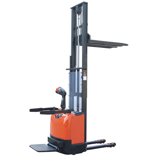 Kentruck CPCFFL Fully Powered Stacker with Full Free Lift